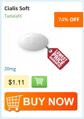 Buy Cialis Soft Tabs Online