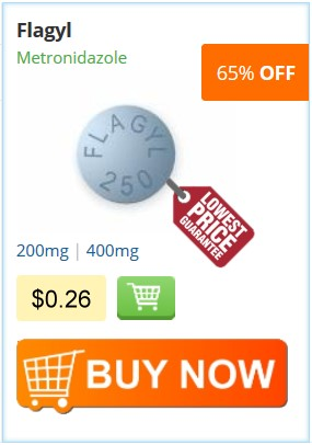 buy Generic Flagyl (Metronidazole) online